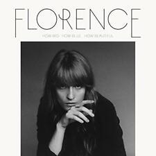 Florence + The Machine -? qué tan grande,? cómo Azul, qué hermoso (nuevo 2 Vinilo Lp)