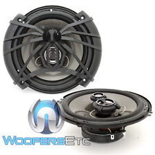 "SOUNDSTREAM AF.653 6.5"" 300W 3-WAY DOME TWEETERS COAXIAL SPIDER SPEAKERS NEW"