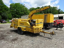 "Vermeer Bc1800A 18"" Brush Chipper Runs Exc Video John Deere 6068T Bc1800"