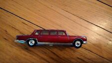 Corgi Toys #247  Mercedes-Benz 600 Pullman Maroon w/Working Wipers & Windows