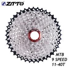 ZTTO 9 Speed 11-40T MTB Mountain Road Bike Bicycle freewheel flywheel Cassette