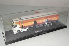 """Herpa 1:87  DAF 95 XF Eurokühlkoffer-SZ """"Spanien-Truck"""" in PC-Box o.OVP(EH5333)"""