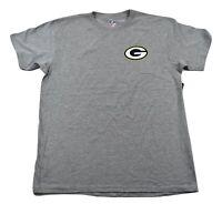 NFL Team Apparel Mens Green Bay Packers Football Shirt New M, L, XL, 2XL