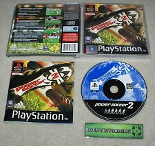 ADIDAS POWER SOCCER 2-GIOCO PLAYSTATION ONE PS1 PS2 PS3-PAL COMPLETO