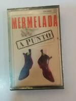 Mermelada A Punto Exitos Chapa Discos - Cinta Tape Cassette Nueva 2T