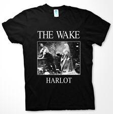 THE WAKE HARLOT SISTERS OF MERCY GOTHIC TSHIRT