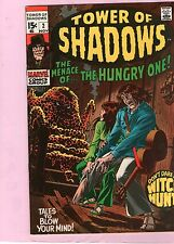 Towers of Shadow #2 Marvel Comics 1969 Neal Adams FN/VF