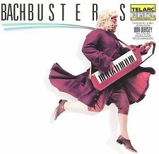 Bachbusters by Don Dorsey (CD, Dec-1987, Telarc Distribution)