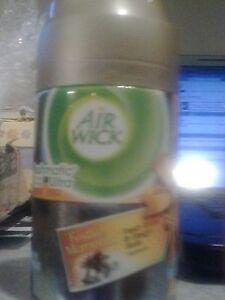 5 Air Wick FreshMatic Spray Refills FRESH SNOW & SLEIGH BELLS Airwick