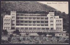 SAVONA BORGIO VEREZZI 26 COLONIA PIRELLI Cartolina viaggiata 1950, ma precedente