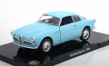 1:24 Leo Models Alfa Romeo Giulietta Sprint 1954 lightblue
