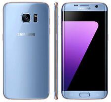 SAMSUNG S7 EDGE 32GB 64GB SIM FREE UNLOCKED MOBILE PHONE BLACK GOLD GRADE A