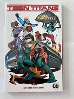Teen Titans Volume 1: Full Throttle - DC Comics Trade Paperback Graphic Novel