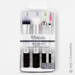 "1 REAL TECHNIQUES Prep + Prime Set Makeup Brush  ""RT-1709""  *Joy's cosmetics*"