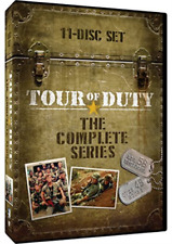 Tour of Duty - The Complete Series (DVD, 11-Disc Set, 2015)