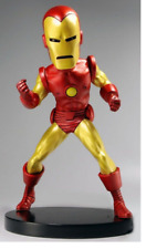 NECA Marvel Classic Bobble Head Knocker - 8 Iron Man Extreme Headknocker Figure