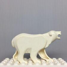 LEGO 76147c01 White Polar Bear Minifigure