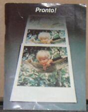 Polaroid Pronto Camera Instructions Manual