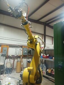 fanuc robot r-2000ia/165 - complete with software, teach pendant, controller
