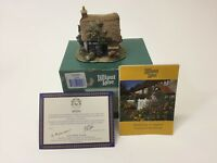 HTF Lilliput Lane The Poppies  The British Collection, with box & Deeds - L2058