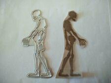 Sizzix Die Cutter Thinlits  Halloween Skeleton fits Big Shot