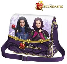 Descendants Disney Tracolla Maxi in ecopelle misure 29x37x10cm. 8435376347114