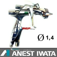Spray Gun Anest Iwata Ws 400 Evo Clear 14 Hd Pro Kit By Pininfarina