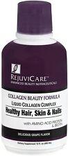 RejuviCare Collagen Beauty Formula Liquid 16 oz (Pack of 2)