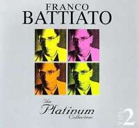 The Platinum Collection 2 - Franco Battiato CD Emi Mktg