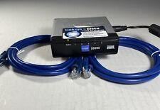 Cisco LINKSYS SD205 5-Port Ethernet Hub Internet 10/100 Network Switch w/Power