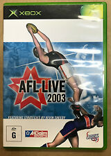 AFL Live 2003 (Microsoft Xbox, 2003)