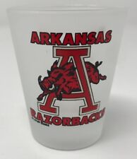 Beautiful Arkansas Razorbacks Shot Glass