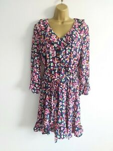 Paris Atelier & Other Stories Floral Dress Size Eur 38 Approx Size 12