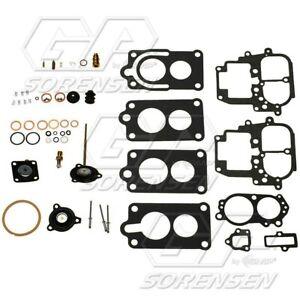 Carburetor Repair Kit-Kit GP Sorensen 96-615B