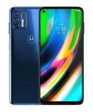 """Motorola Moto g9 Plus 6.8"""" 128gb 4gb RAM Dual SIM Android 10 Entsperrt Blau A +"""