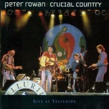 PETER ROWAN - CRUCIAL COUNTRY   CD NEW!