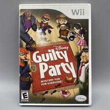 Disney Guilty Party (Nintendo Wii, 2010)