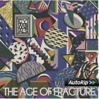 CYMBALS - THE AGE OF FRACTURE  CD NEW!