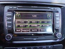 Skoda Octavia II 1Z Columbus Navi Navigationseinheit MP3 Radio  3T0035680K
