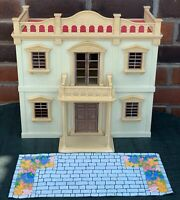 Sylvanian Families Country Manor House Spares Calico Critter Tomy cream house