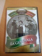 LA GENERALA MARIA FELIX LOPEZ TARSO OSCAR CHAVEZ ALL REGION DVD new MEXICO 1971