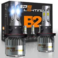 BPS Lighting B2 Series H13/9008 LED Headlight Bulbs Conversion Kit 12000LM 100W