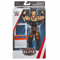 WWE Mattel Elite Collection BRAUN STROWMAN Series 58 Figure Raw NXT WrestleMania