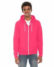 American Apparel- NEW Zip Hoodie Flex Fleece Hooded Sweatshirt XS-2XL FREE SHIP