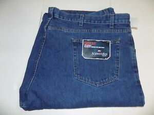 54 X 29 ST JOHN'S BAY EASY FIT JEANS NWT