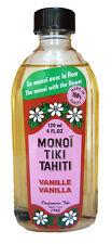 New Monoi Oil Vanilla 4oz. From Hawaii Monoi