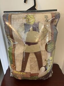 Shrek Costume With Muscles. Child's 7/8 (M)
