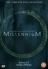 Millennium - Season 1-3 [1996] (DVD) Lance Henriksen, Megan Gallagher