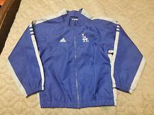 Vintage Adidas MLB LA Los Angeles Dodgers Jacket Size 7T Toddler size Kershaw