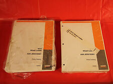 Case 921C Loader Parts Catalog Manual - After Serial Number: JEE0155001